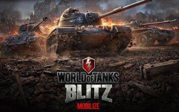 Скачать Взломанный World Of Tanks Blitz На Золото