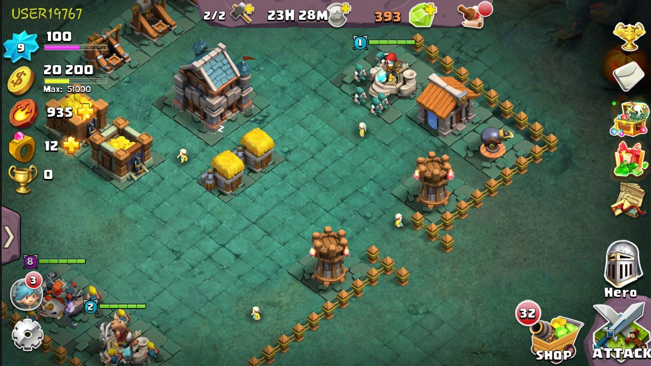 CastleStorm - Free to Siege - iOS / Android - HD Gameplay ...