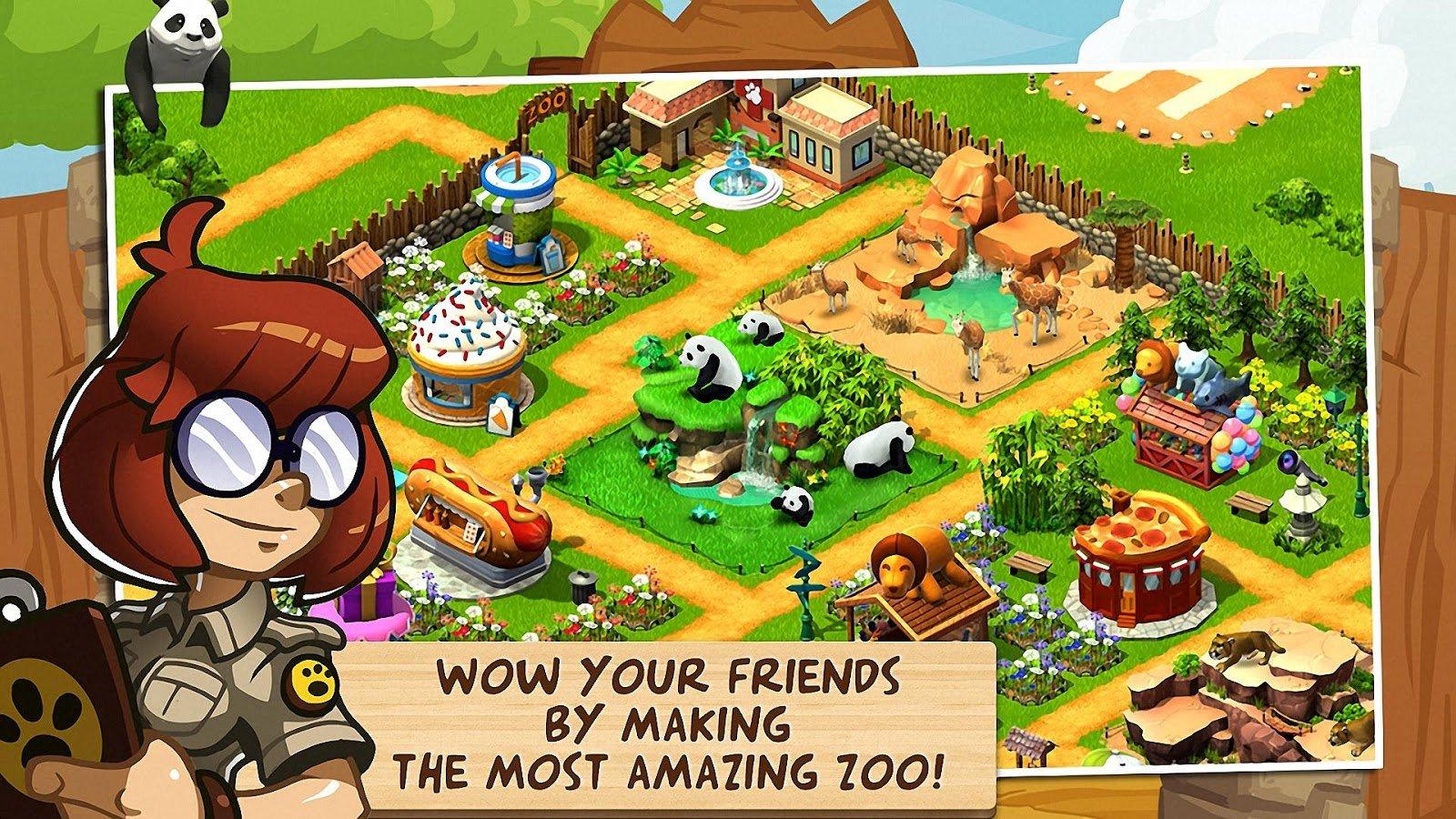 Игра wonder zoo скачать бесплатно на компьютер