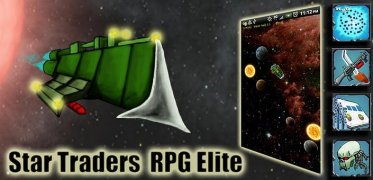 Star Traders RPG Elite