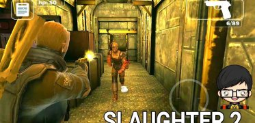 Slaughter 2: Prison Assault
