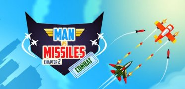 Man Vs. Missiles: Combat