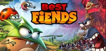Best Fiends (Бест Френдс)