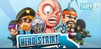 Hero Strike: Zombie Killer