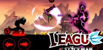 League of Stickman Free - Shadow legends