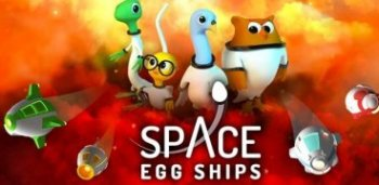 Space Egg Ships